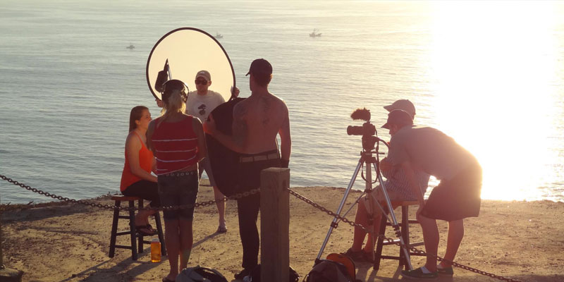 FILM CREW / SAN DIEGO / USA