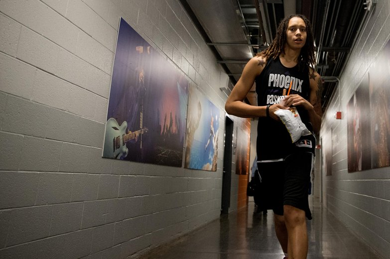 WNBA: Brittney Griner Feature